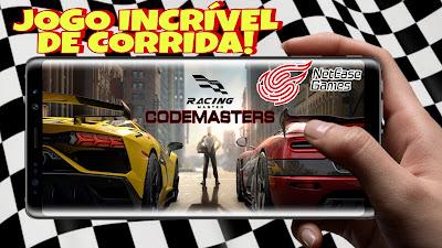 Racing Master pré registro