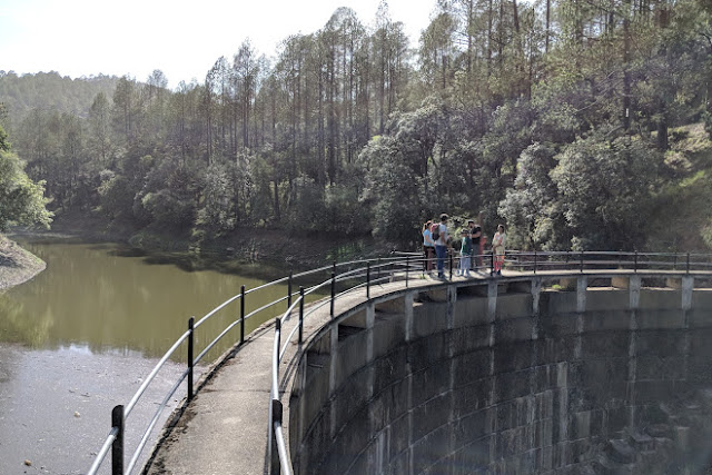 Bhalu Dam Ranikhet