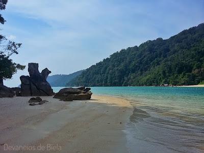 Ilhas da Tailândia - Thailand islands