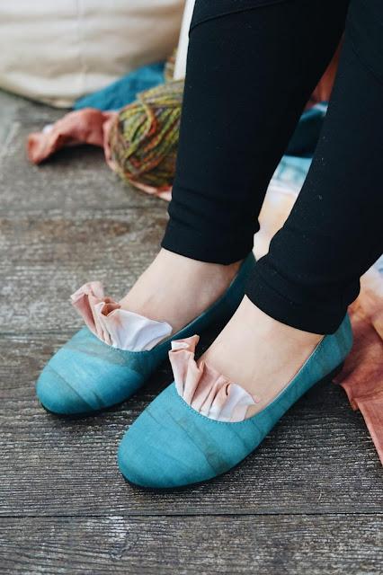 model sepatu wanita terbaru handmade