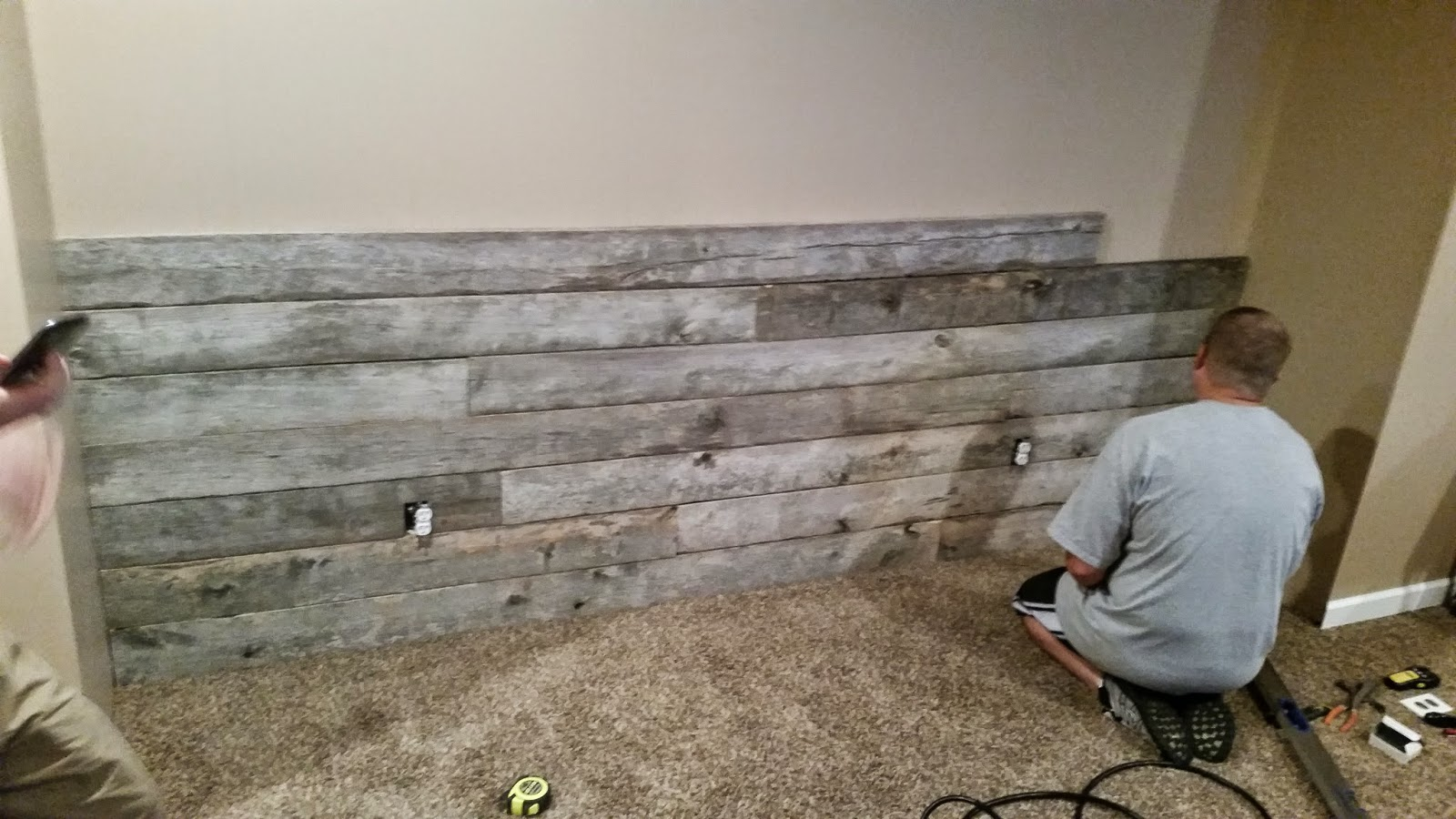 diy projects for reclaimed barn boards | just b.CAUSE