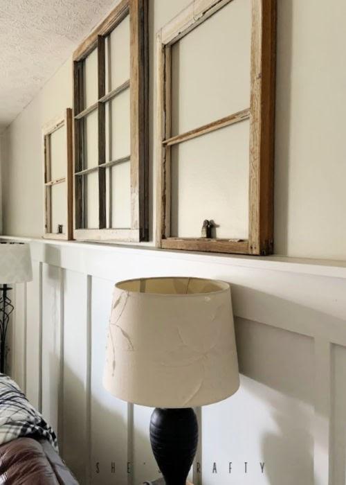 11 Shelf Ideas - board and batten