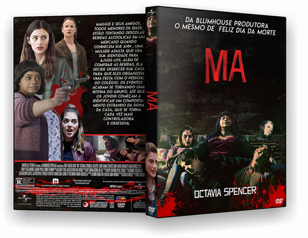 Ma (2019) DVD-R AUTORADO