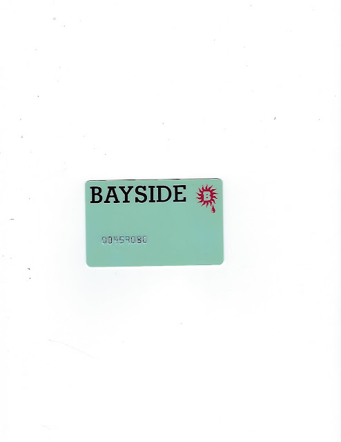 green bayside oil fuel depot time card