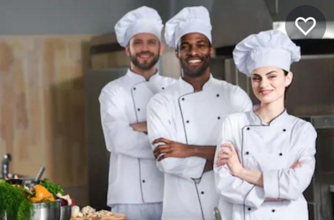 Kitchen brigade | Modern kitchen brigade