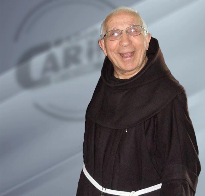 Padre Vitale oggi compie 99 anni