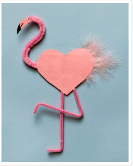 Valentines craft list