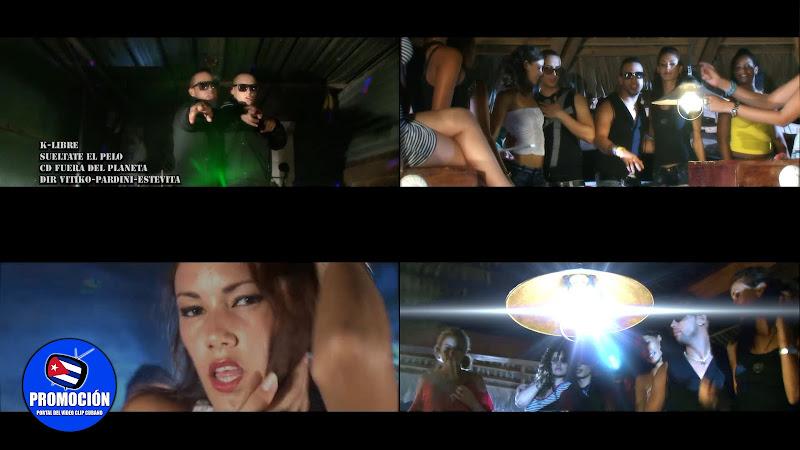 K-libre - ¨Suéltate el pelo¨ - Videoclip - Dirección: Vitiko - Pardini - Estebita. Portal Del Vídeo Clip Cubano. Música cubana. Reguetón. Cuba.