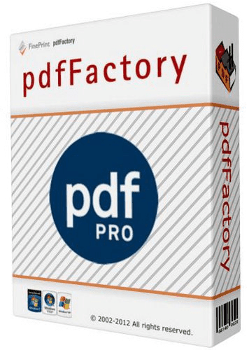 pdfFactory Pro 7.15 poster box cover
