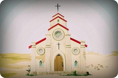 Jelaskan proses masuknya agama Katolik dan Kristen di Indonesia!