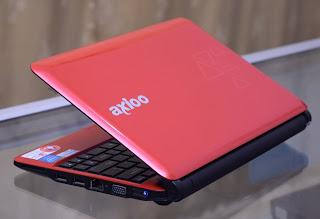 NoteBook Axioo PJM ( Intel D2500 ) di Malang