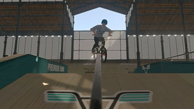 Download Sepeda BMX PC Games Gameplay