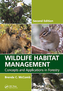Wildlife Habitat Management Concepts and Applications in Forestry 2nd Edition