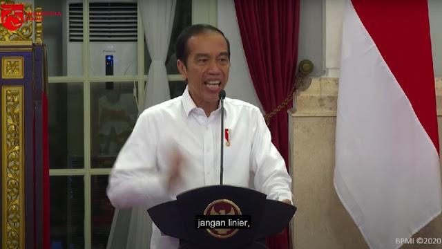 Ketegasan Jokowi Demi Rakyat Indonesia