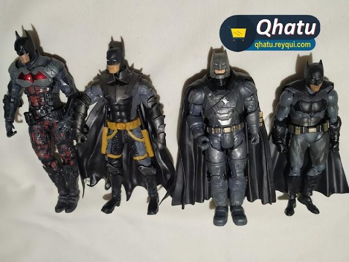 (Bs. 95) Figuras de Batman de colección