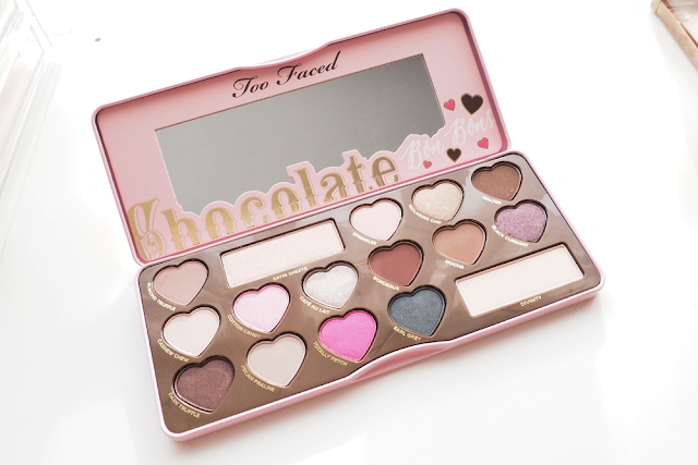 Too Faced Chocolate Bon Bons Palette Giveaway