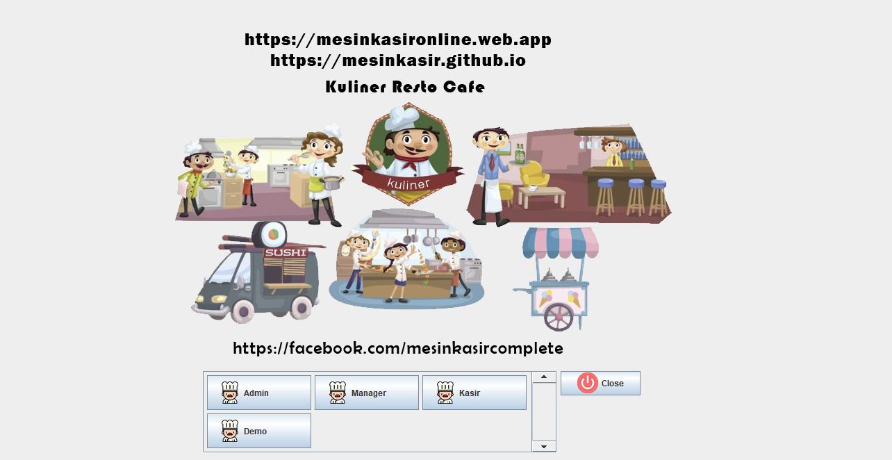 aplikasi restoran gratis download