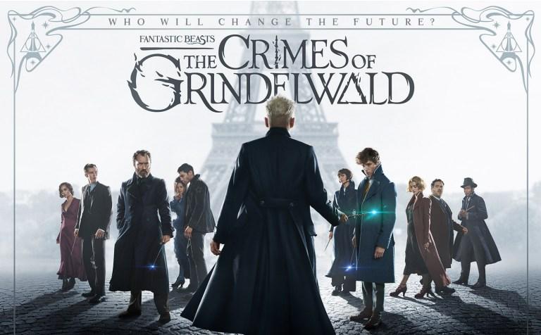 Sinh Vật Huyền Bí 2: Tội Ác Của Grindelwald - Fantastic Beasts: The Crimes of Grindelwald (2018)