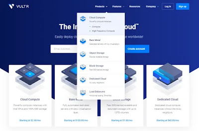 Vultr cloud computing review