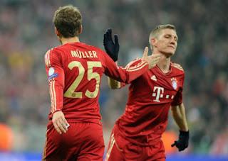 Muller muốn vô địch C1. Ảnh internet.