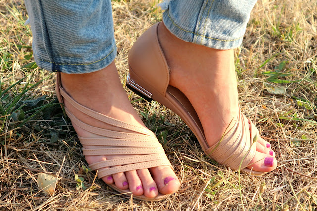Rosegal Casual Strappy Women Sandals