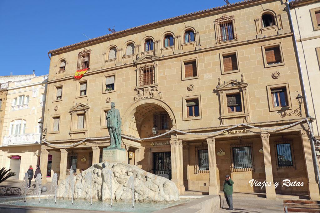 Plaza de Andalucía, Úbeda