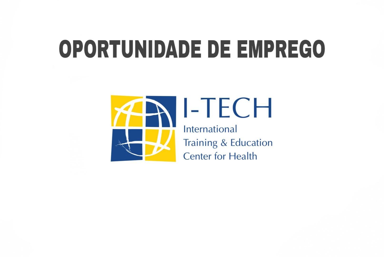 I-TECH Mozambique pretende recrutar para o seu quadro de pessoal (05) Agentes de Serviço