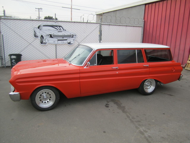 Daily Turismo: 5k: 1964 Ford Falcon Wagon