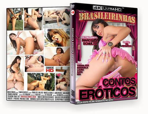 DVD – Brasileirinhas Contos Eróticos xxx – ISO