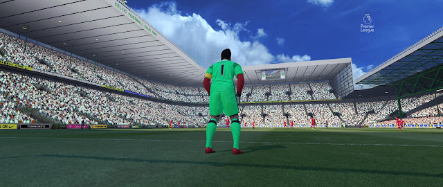 PES 2017 FIX Stadium Converted from FIFA 2016