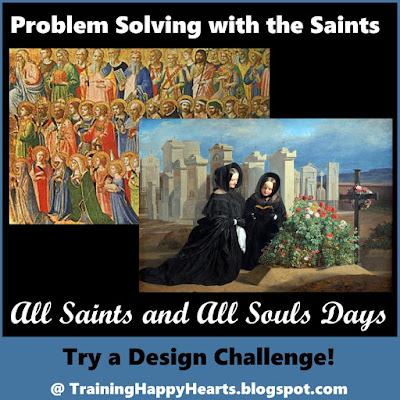 Try a Design Challenge for All Saints and All Souls Days
