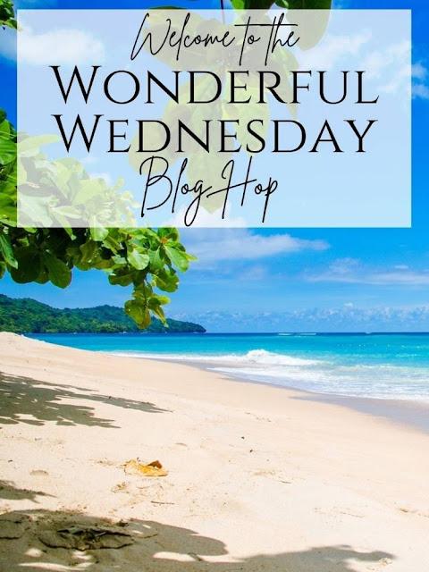 Wonderful Wednesday Blog Hop. Share NOW. #wwbh,#WWBloghop, #bev@eclecticredbarn