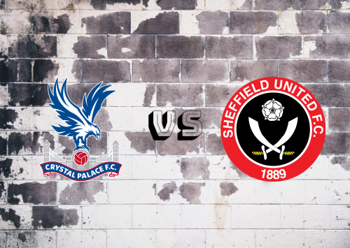 Crystal Palace vs Sheffield United  Resumen
