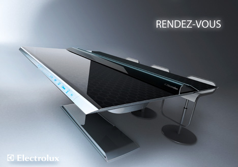 15 Creative Gadget Tables and Cool Gadget Table Designs.