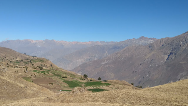 Colca Canyon lookout