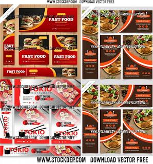 Download vector Menu Free món ăn nhà hàng miễn phí