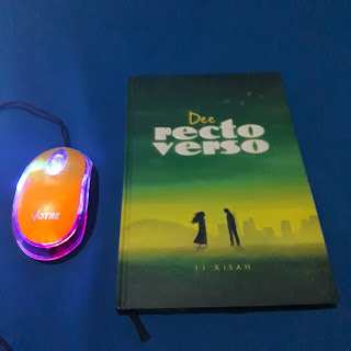 Buku Recto Verso Dewi Lestari