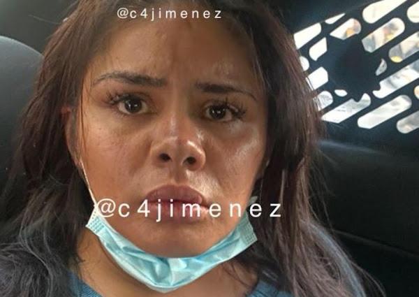 Bella Novia de El Lunares ofreció 50 mil pesos para que policías la liberaran