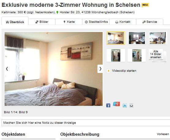 Exklusive moderne 3 zimmer for 3 zimmer wohnung delmenhorst