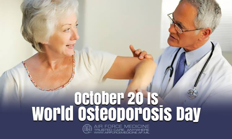 World Osteoporosis Day Wishes Images