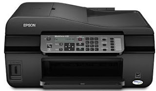 Epson WorkForce 435 Driver Download for Windows, Mac OS and Linux