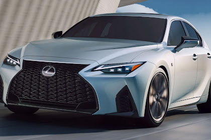 2021 Lexus IS Review, Specs, Prices