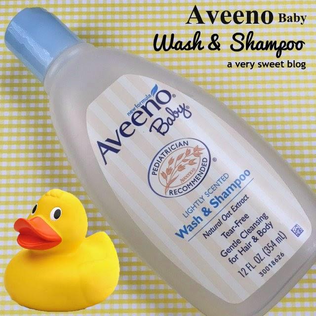 Aveeno Baby Wash Amp Shampoo And Daily Moisture Lotion
