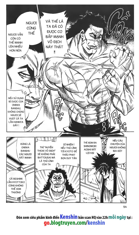 Rurouni Kenshin chap 25 trang 11