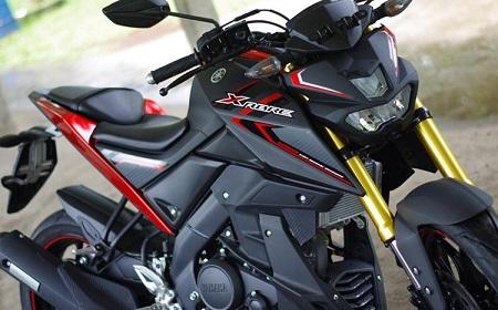 Modifikasi yamaha xabre 150 cc