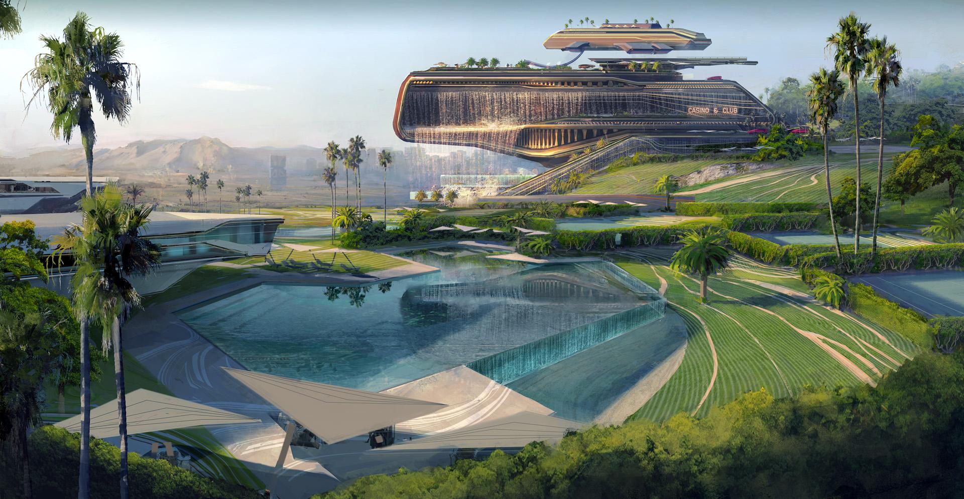 Cyberpunk 2077 guide. Can I buy a house?