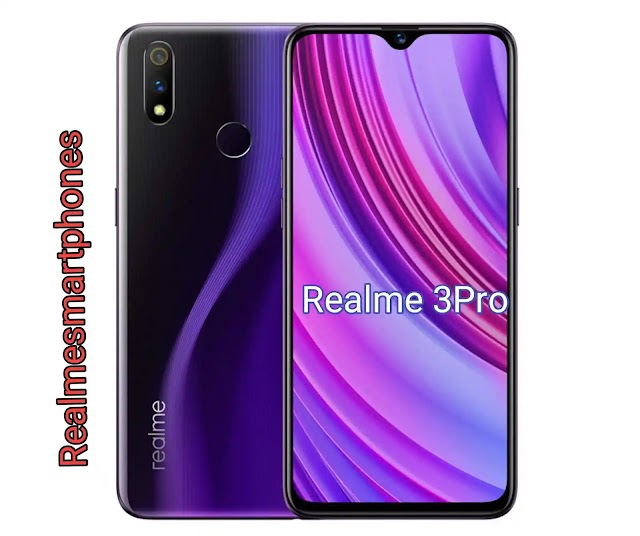 Realme 3Pro 4GB RAM-Price in India and Full Specifications