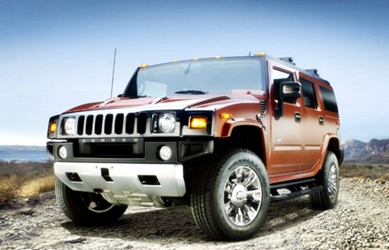 2017 Hummer H1 Review