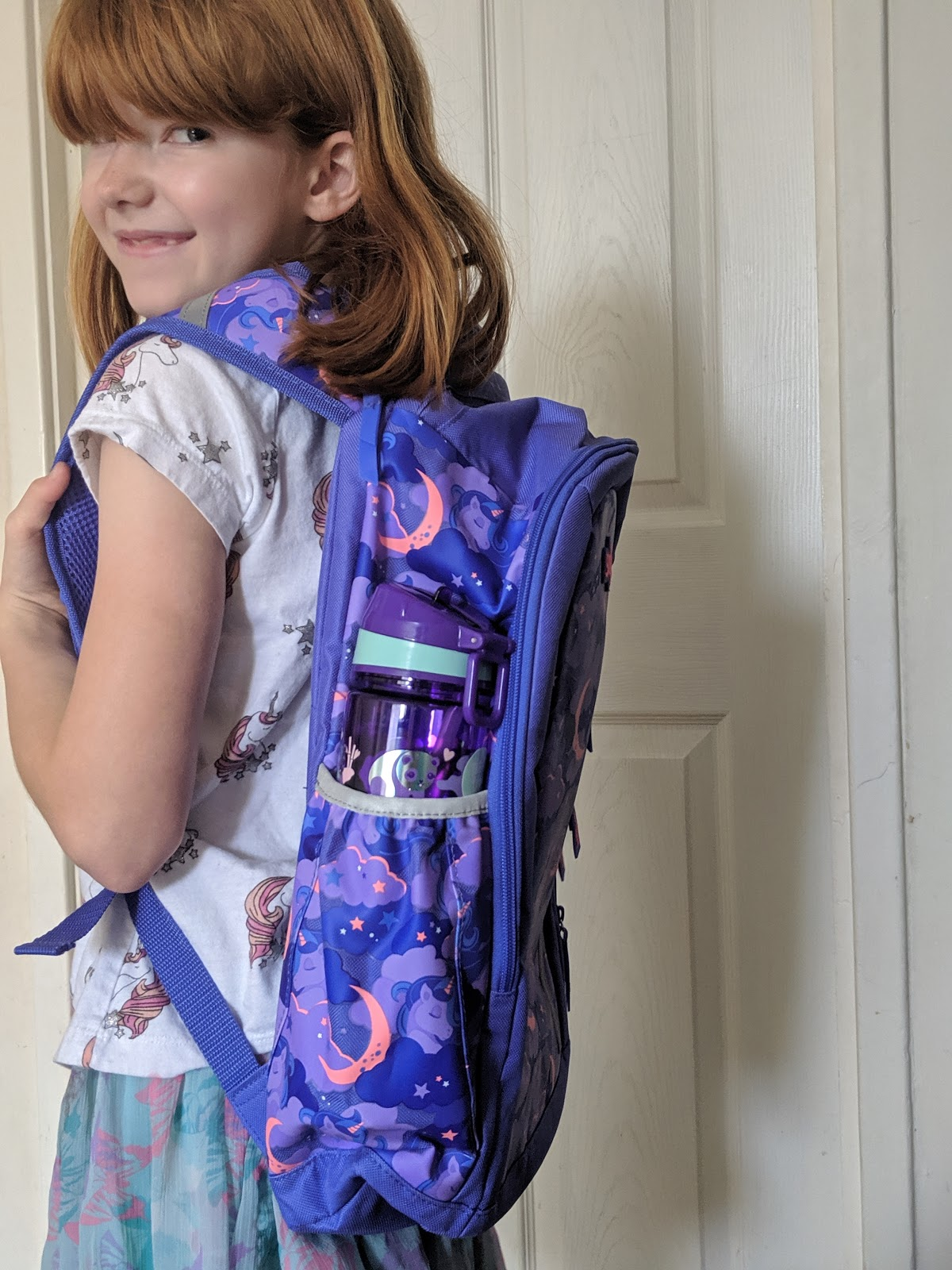 Top Tips for Surviving Year 6 at School (& Smiggle giveaway) - Smiggle Backpack