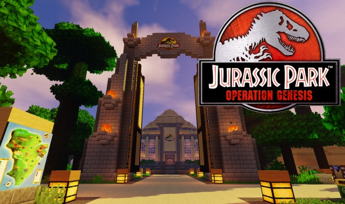 Game Adaptasi Film Terbaik - Jurassic Park: Operation Genesis